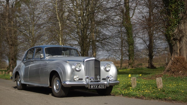 1959 Bentley S1 For Sale (picture 3 of 157)