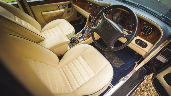 1997 Bentley Turbo R Long Wheelbase For Sale (picture 18 of 89)