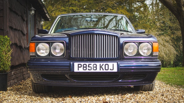 1997 Bentley Turbo R Long Wheelbase For Sale (picture 7 of 89)
