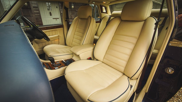 1997 Bentley Turbo R Long Wheelbase For Sale (picture 19 of 89)
