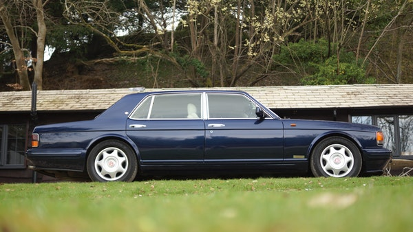 1997 Bentley Turbo R Long Wheelbase For Sale (picture 10 of 89)