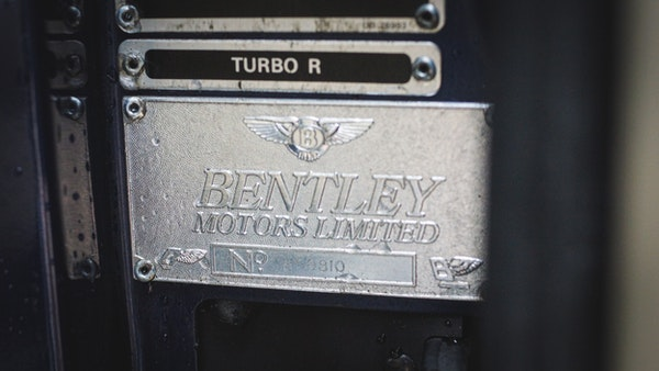1997 Bentley Turbo R Long Wheelbase For Sale (picture 81 of 89)