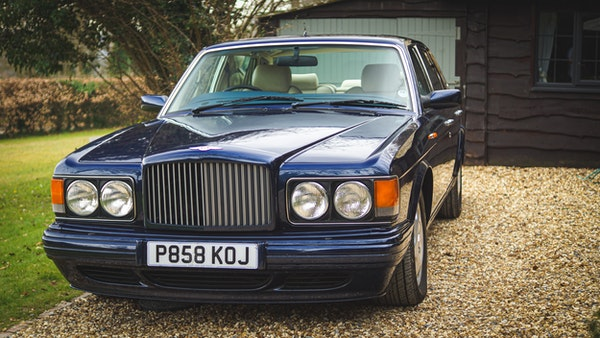 1997 Bentley Turbo R Long Wheelbase For Sale (picture 8 of 89)