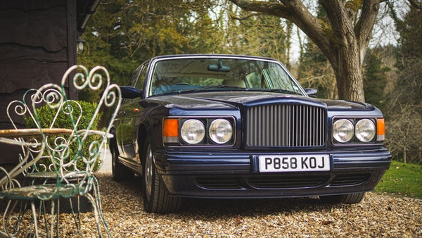 1997 Bentley Turbo R Long Wheelbase For Sale (picture 3 of 89)