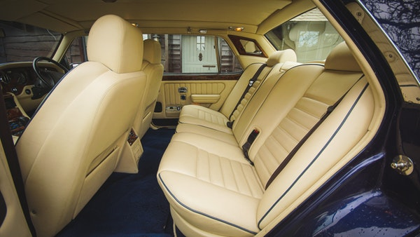 1997 Bentley Turbo R Long Wheelbase For Sale (picture 23 of 89)