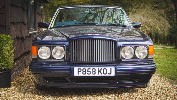1997 Bentley Turbo R Long Wheelbase For Sale (picture 4 of 89)