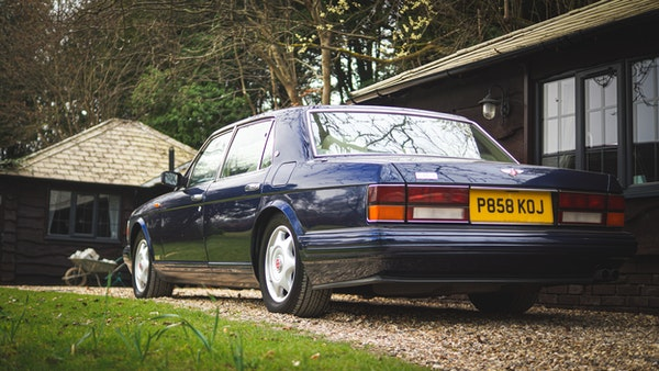 1997 Bentley Turbo R Long Wheelbase For Sale (picture 5 of 89)