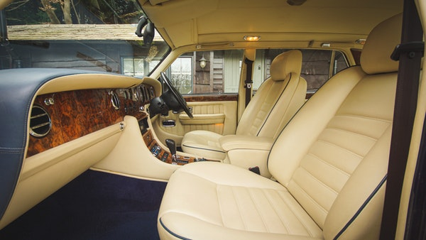 1997 Bentley Turbo R Long Wheelbase For Sale (picture 16 of 89)