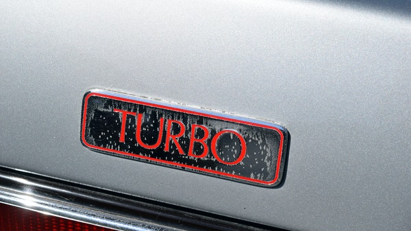 1987 Bentley Turbo R For Sale (picture 23 of 104)