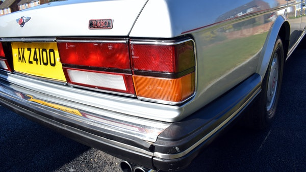 1987 Bentley Turbo R For Sale (picture 5 of 104)