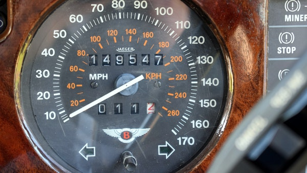 1987 Bentley Turbo R For Sale (picture 37 of 104)