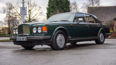 RESERVE LOWERED - 1987 Bentley Turbo R
