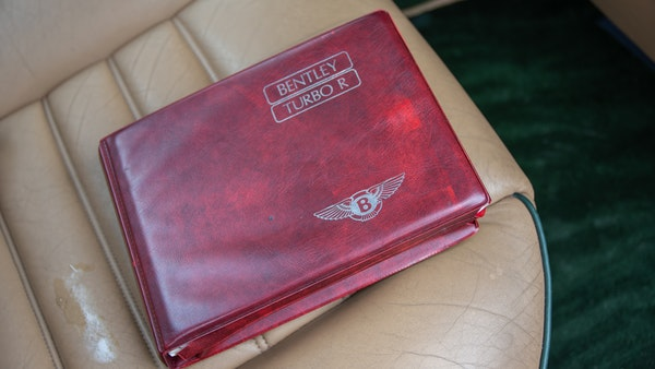RESERVE LOWERED - 1987 Bentley Turbo R For Sale (picture 87 of 92)