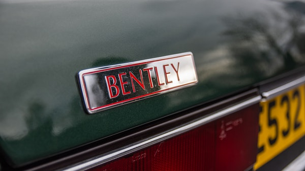 RESERVE LOWERED - 1987 Bentley Turbo R For Sale (picture 50 of 92)