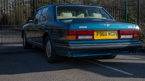 1989 Bentley Turbo R For Sale (picture 9 of 106)