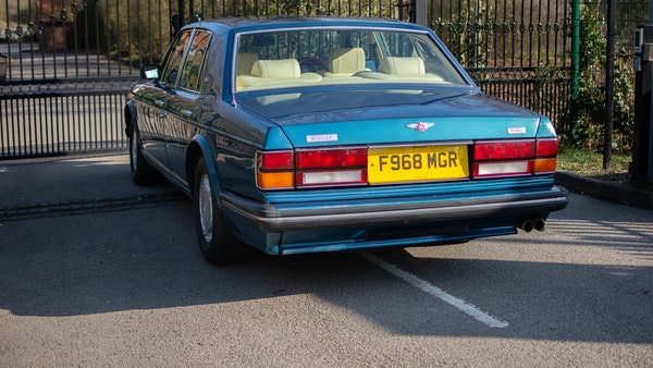 1989 Bentley Turbo R For Sale (picture 10 of 106)