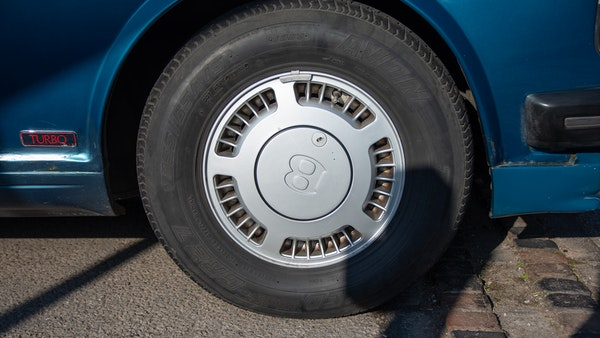1989 Bentley Turbo R For Sale (picture 13 of 106)