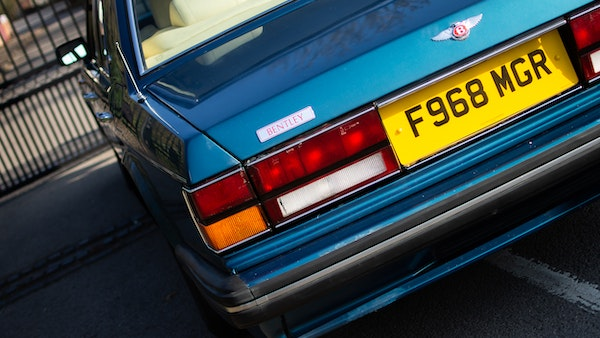 1989 Bentley Turbo R For Sale (picture 78 of 106)