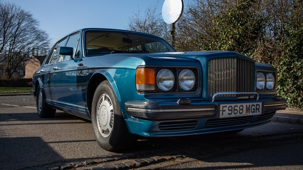 1989 Bentley Turbo R For Sale (picture 5 of 106)