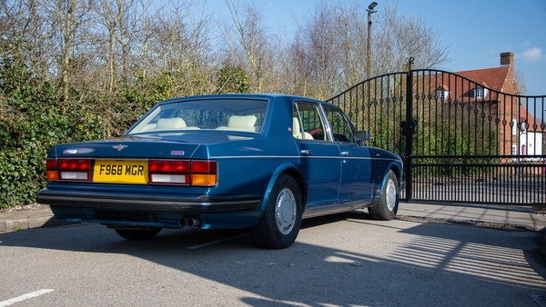 1989 Bentley Turbo R For Sale (picture 6 of 106)