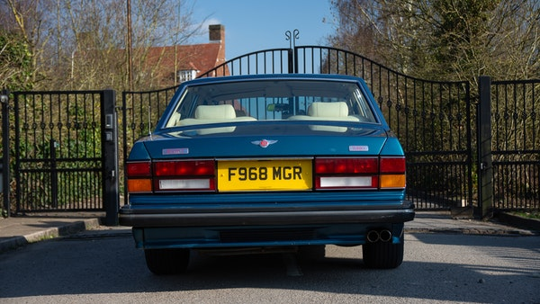 1989 Bentley Turbo R For Sale (picture 7 of 106)
