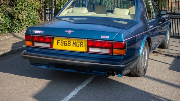 1989 Bentley Turbo R For Sale (picture 12 of 106)