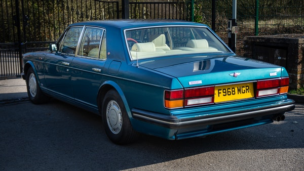 1989 Bentley Turbo R For Sale (picture 11 of 106)