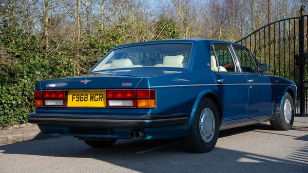 1989 Bentley Turbo R For Sale (picture 8 of 106)