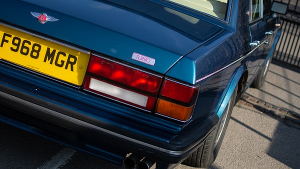 1989 Bentley Turbo R For Sale (picture 79 of 106)