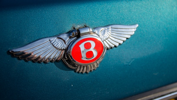 1989 Bentley Turbo R For Sale (picture 63 of 106)