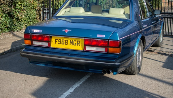 1989 Bentley Turbo R For Sale (picture 14 of 111)