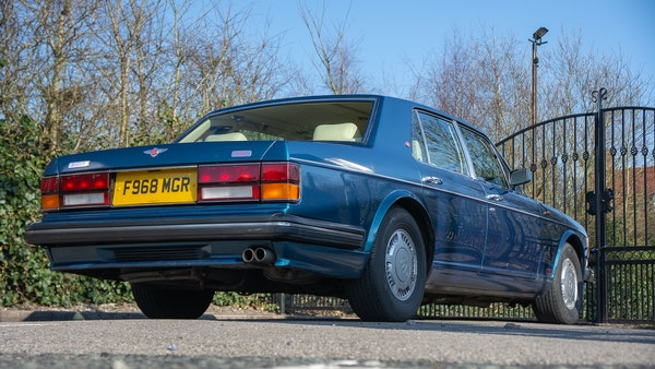 1989 Bentley Turbo R For Sale (picture 10 of 111)