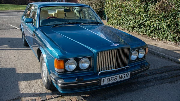 1989 Bentley Turbo R For Sale (picture 1 of 111)
