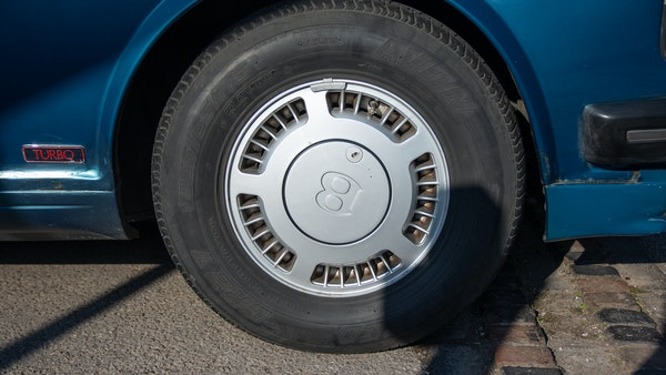 1989 Bentley Turbo R For Sale (picture 16 of 111)