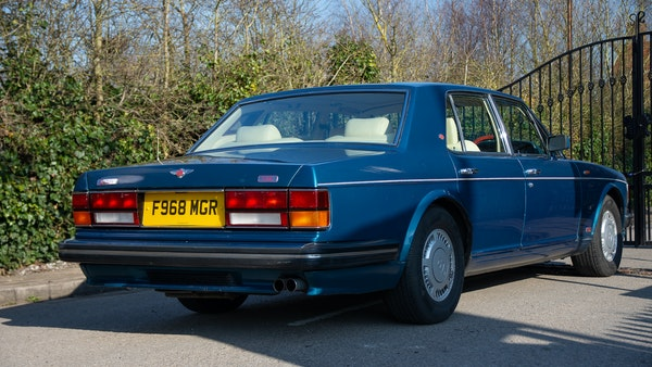 1989 Bentley Turbo R For Sale (picture 6 of 111)