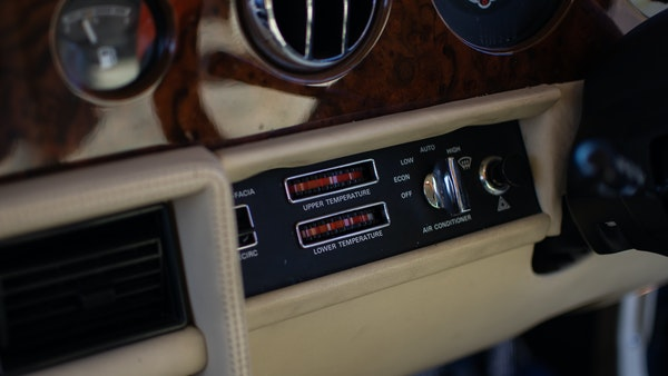 1989 Bentley Turbo R For Sale (picture 29 of 111)