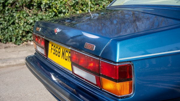 1989 Bentley Turbo R For Sale (picture 76 of 111)