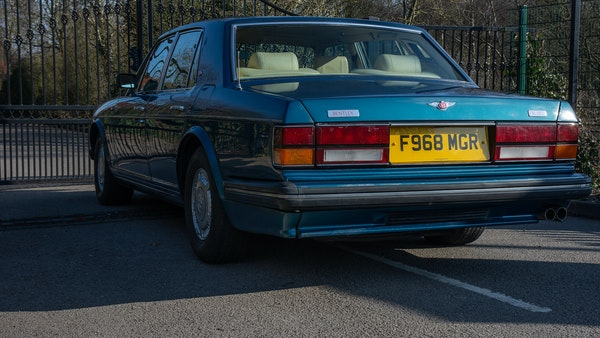 1989 Bentley Turbo R For Sale (picture 12 of 111)