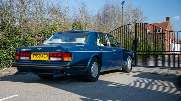 1989 Bentley Turbo R For Sale (picture 5 of 111)