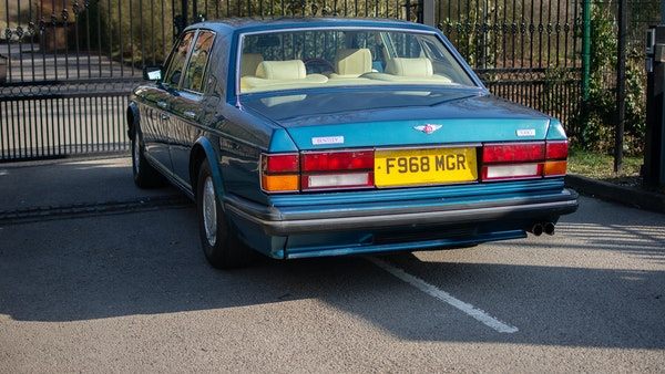 1989 Bentley Turbo R For Sale (picture 13 of 111)