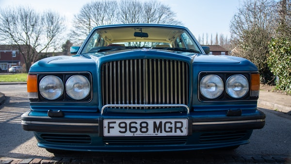 RESERVE LOWERED - 1989 Bentley Turbo R For Sale (picture 3 of 108)