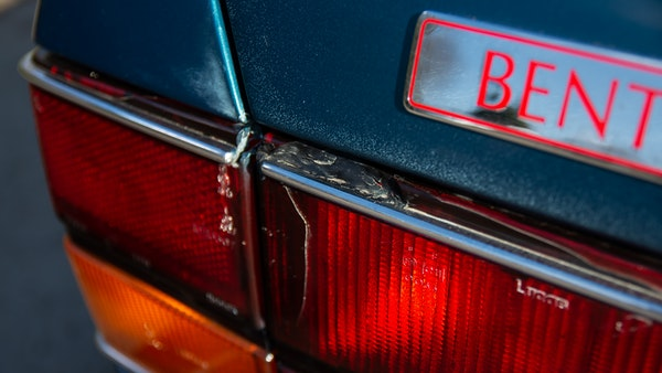 RESERVE LOWERED - 1989 Bentley Turbo R For Sale (picture 70 of 108)