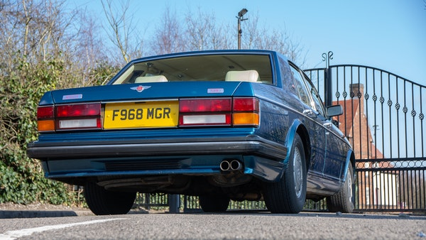 RESERVE LOWERED - 1989 Bentley Turbo R For Sale (picture 11 of 108)