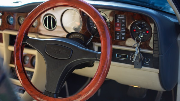 RESERVE LOWERED - 1989 Bentley Turbo R For Sale (picture 36 of 108)