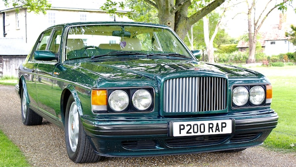 1997 Bentley Turbo R For Sale (picture 5 of 108)
