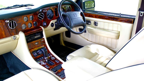 1997 Bentley Turbo R For Sale (picture 38 of 108)