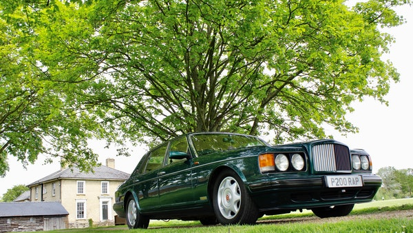 1997 Bentley Turbo R For Sale (picture 9 of 108)