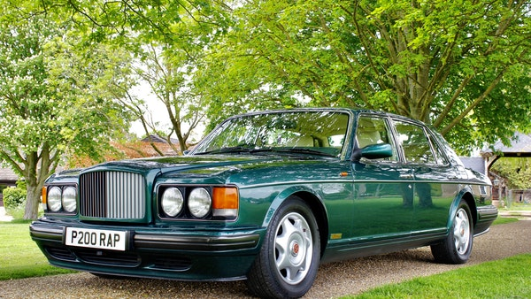 1997 Bentley Turbo R For Sale (picture 11 of 108)
