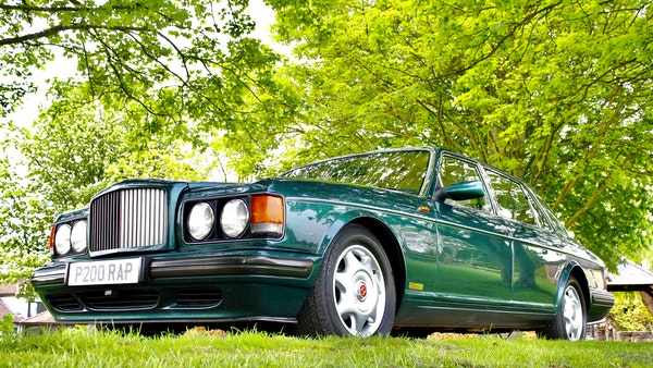 1997 Bentley Turbo R For Sale (picture 10 of 108)