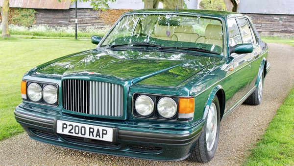 1997 Bentley Turbo R For Sale (picture 24 of 108)